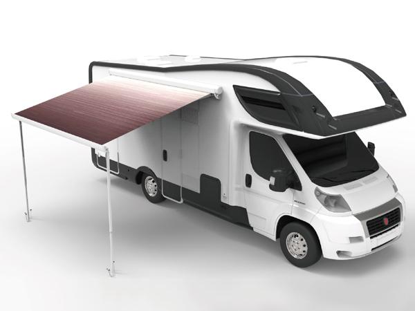 侧装车载遮阳篷5900(侧装)