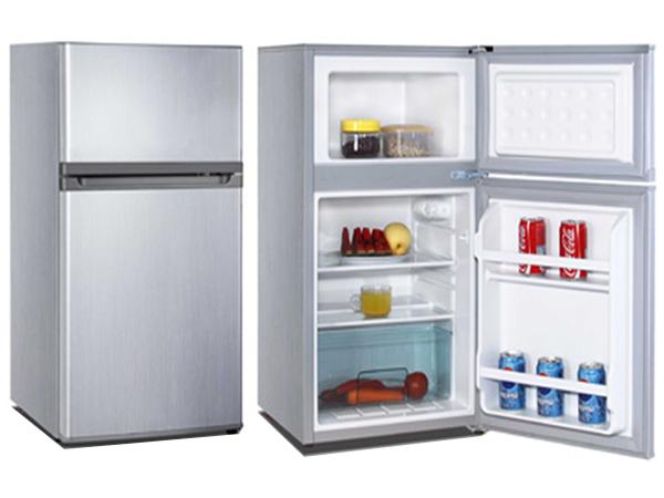 车载冰箱双门BCD-98带锁