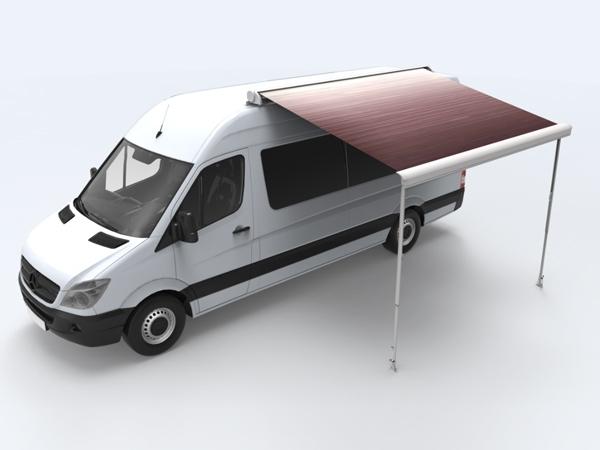顶装车载篷5800